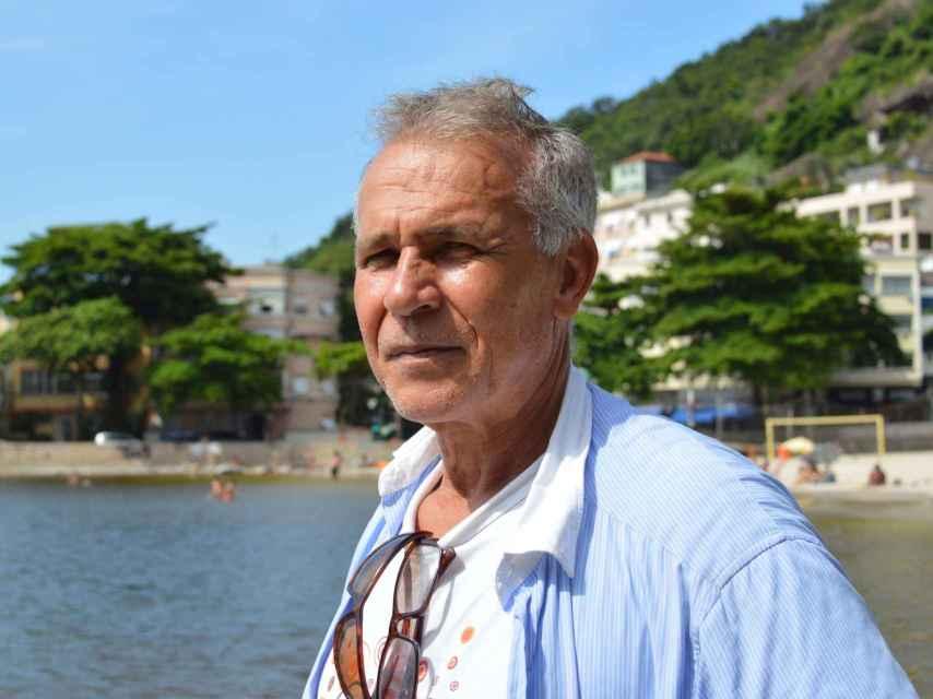 Carlos A. Ferraz en Río.