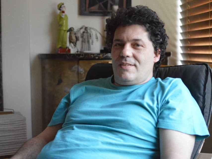 El músico Quito Pedrosa.