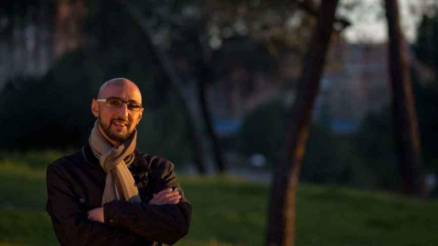 Mohammed Azahaf es mediador social y atendió a las familias de las víctimas del 11M.