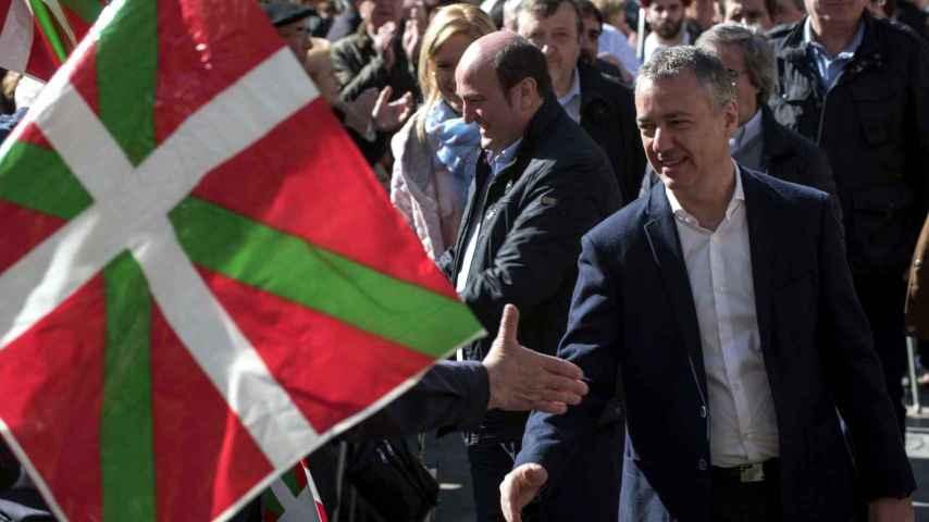 """La pugna con Podemos lleva a Urkullu a pedir """"una confederación de estados vascos"""""""