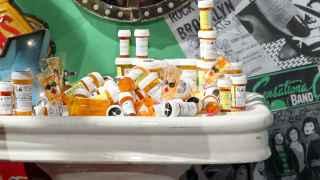 Muchos fármacos en investigación no pasan de esa fase.