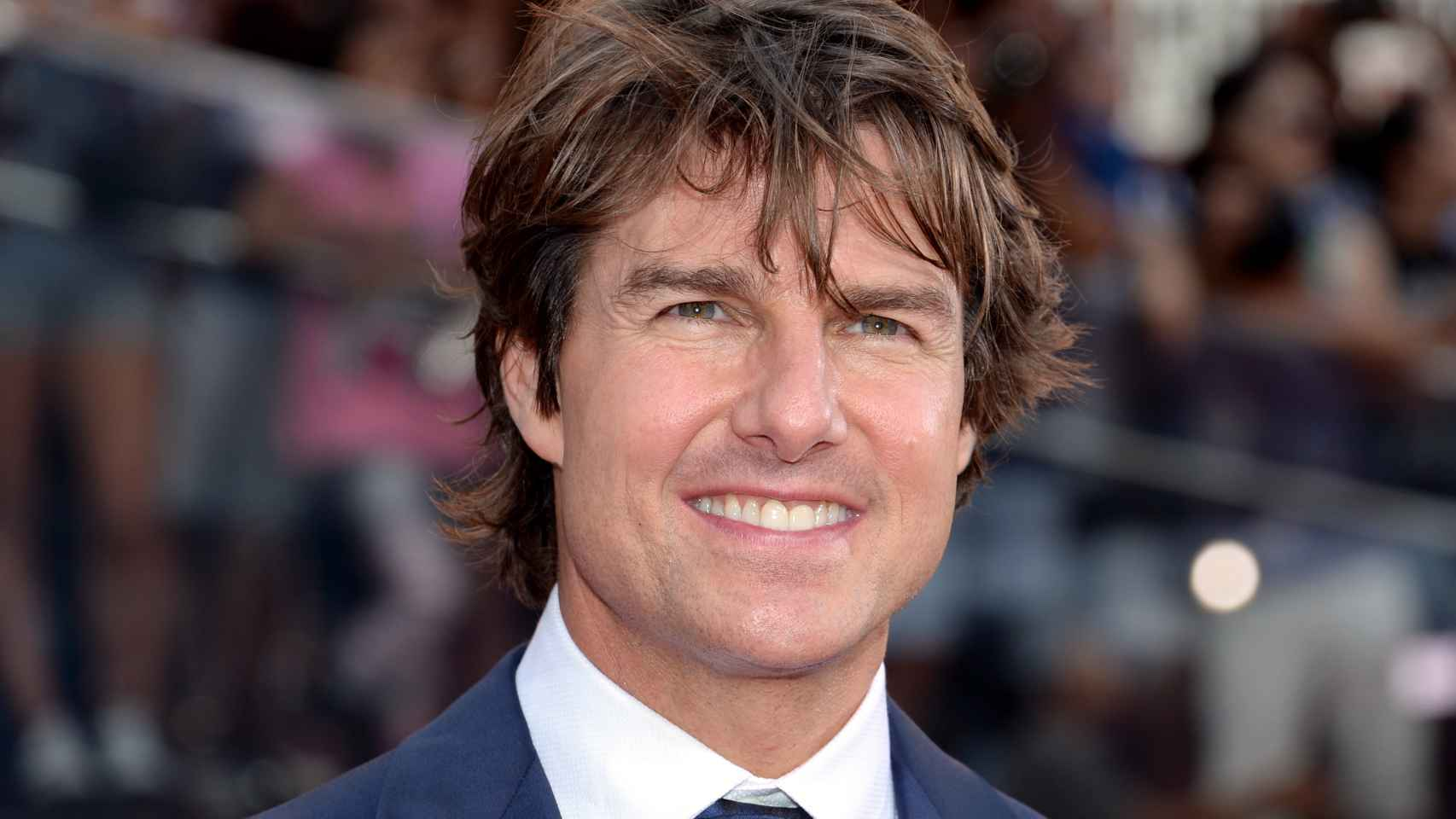 Tom Cruise siempre 'on fire'