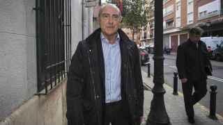 El portavoz y concejal del grupo municipal del PP, Alfonso Novo.