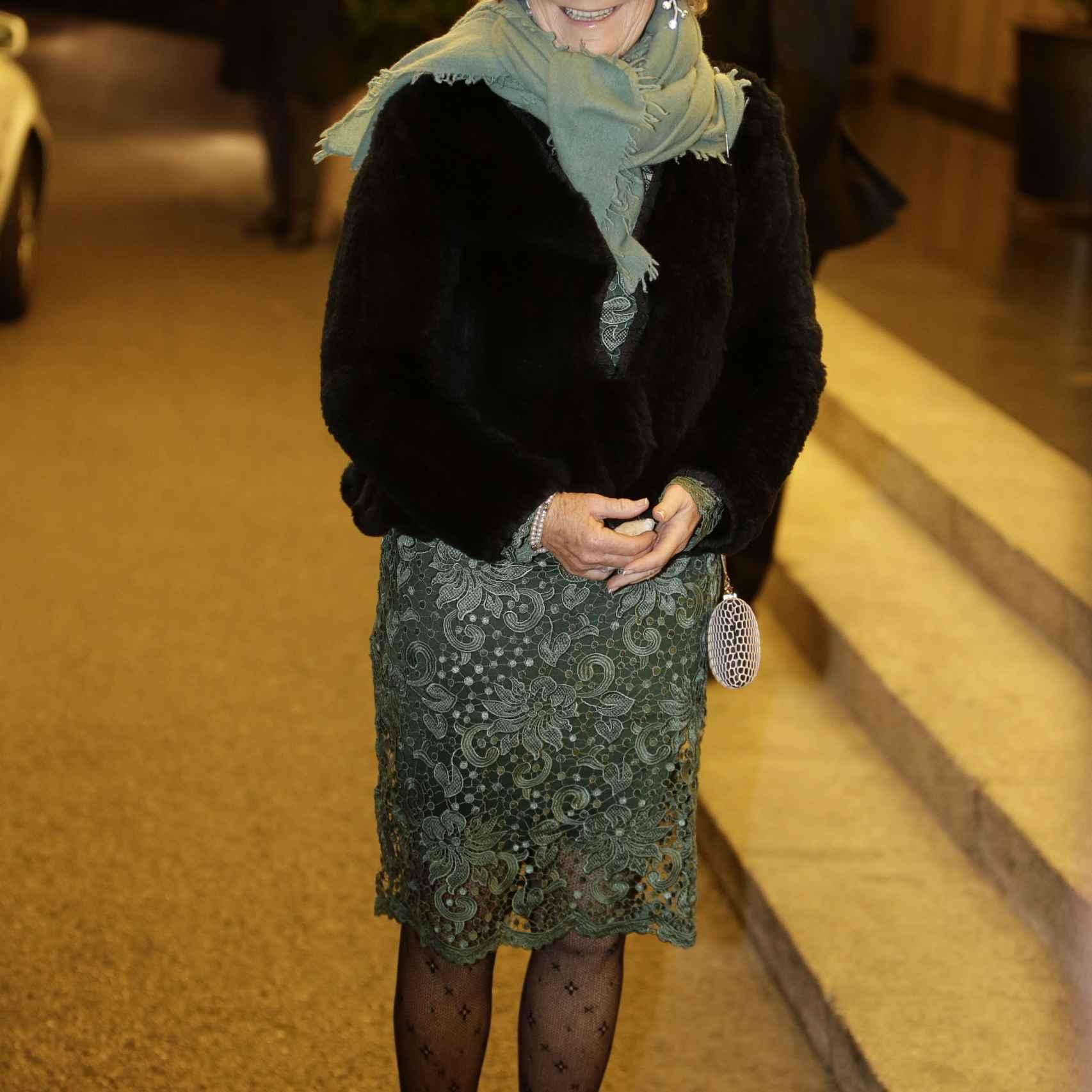 Esperanza Aguirre felicitó publicamente al Nobel