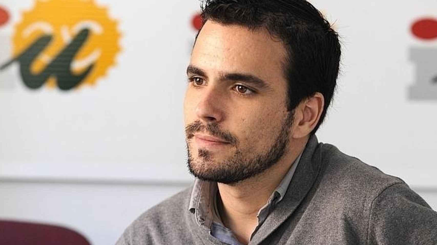 La presentadora confesó haber votado a Alberto Garzón