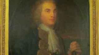 Retrato anónimo de Don Blas de Lezo.