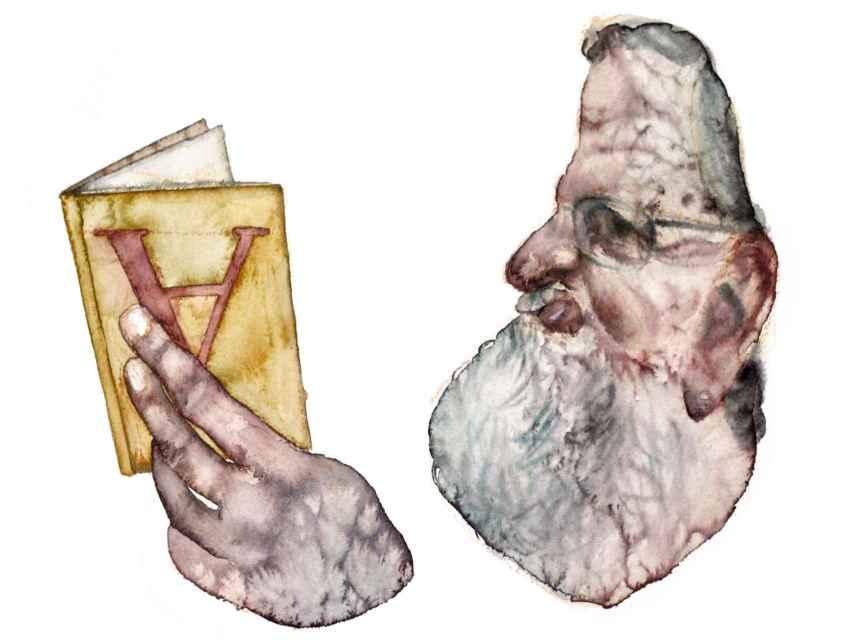 Ilustración de Mariano Rajoy.
