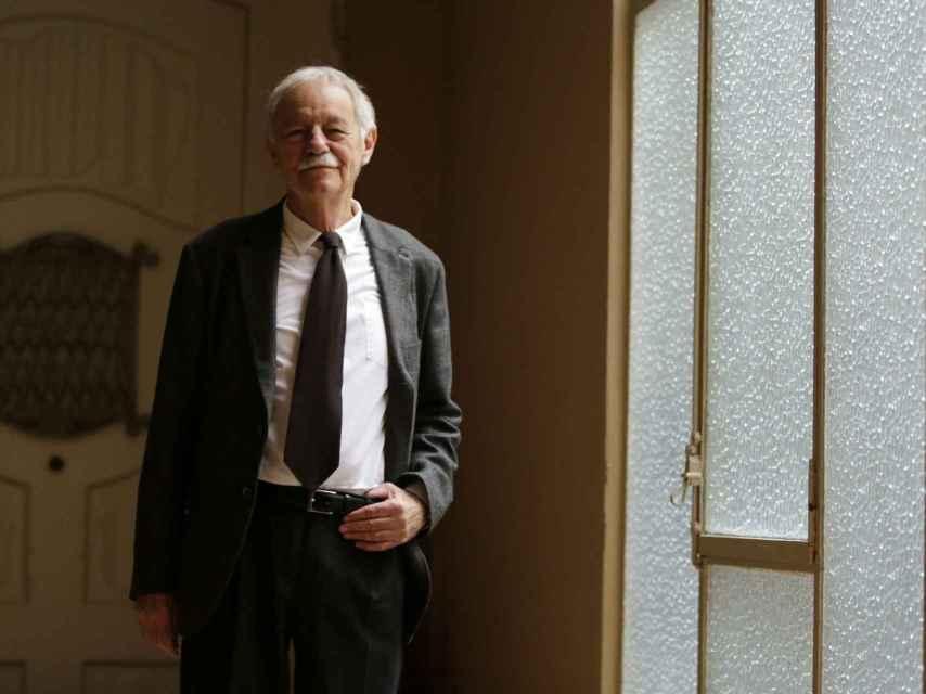 Eduardo Mendoza, uno de los escritores favoritos de Mariano Rajoy.