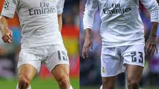 Danilo o Carvajal, la duda de Zidane