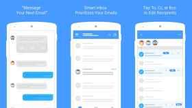MailTime, gestiona tus correos como si fueran mensajes de texto