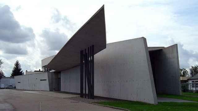 Parque de Bomberos de Vitra.