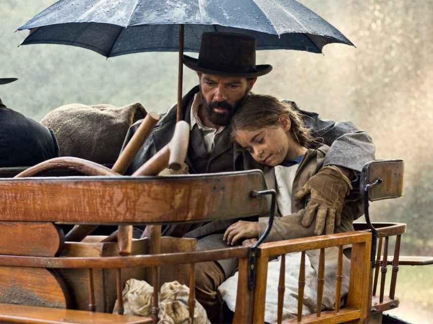 Fotograma de la película Altamira.