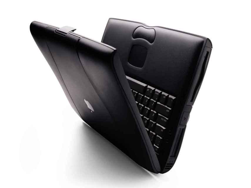 El primer PowerBook.
