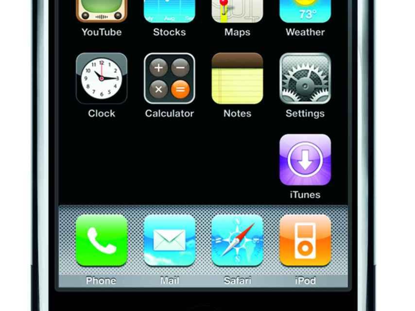 El iPhone vino a cambiarlo todo.
