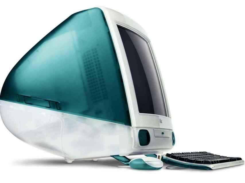Con el iMac llegó el color.