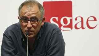 Dimite José Luis Acosta, presidente de la SGAE