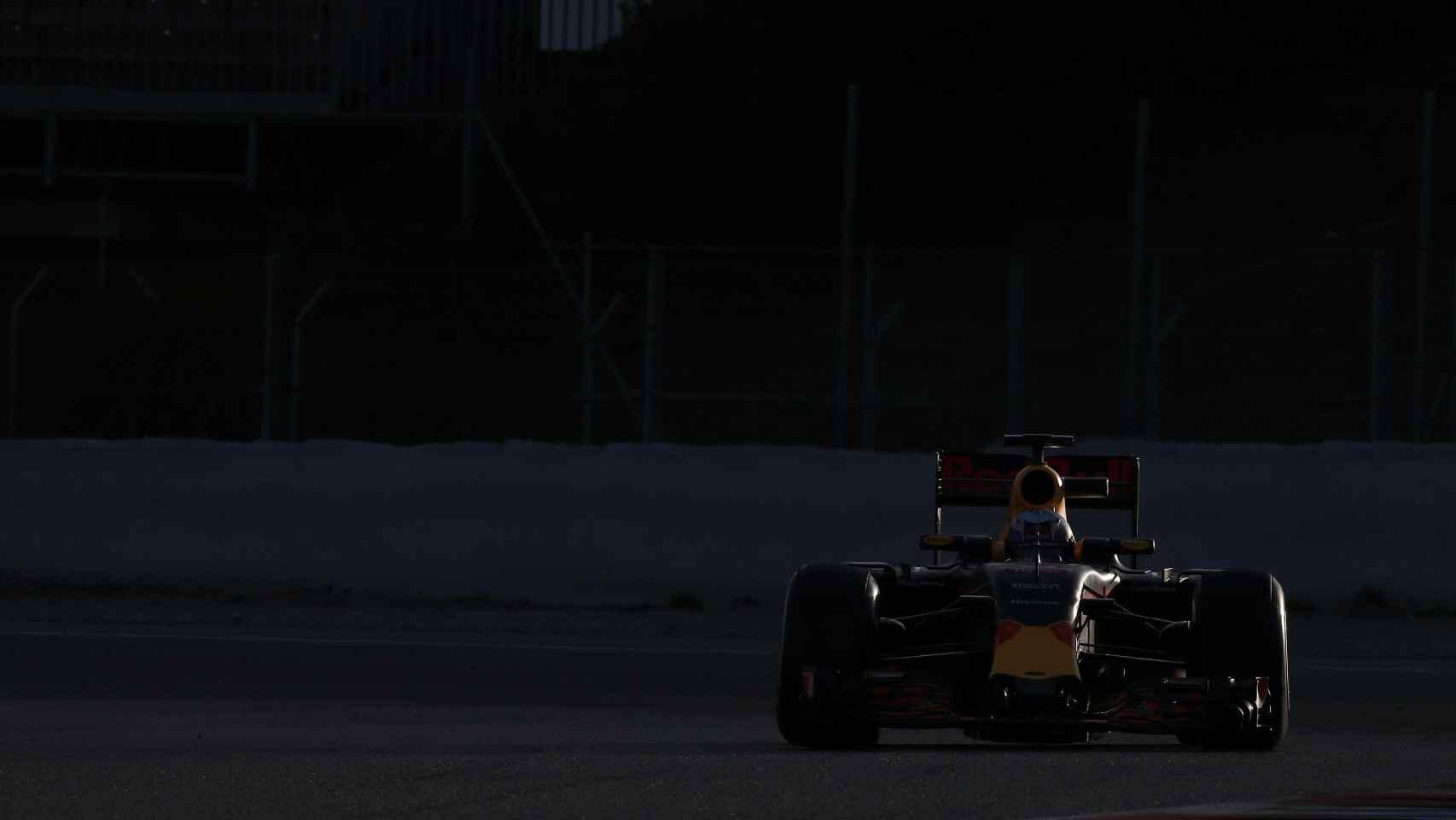 Red Bull en el GP de Australia.