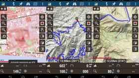 Mapas de España del IGN, mapas topográficos en tu móvil