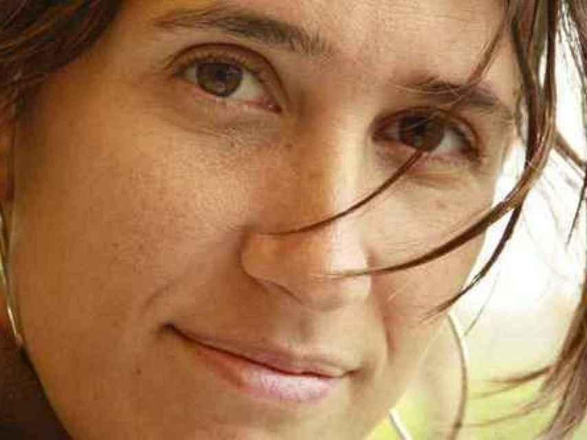 Eva Anadón Moreno, la activista española expulsada de Mozambique.