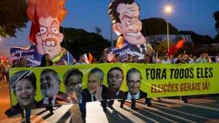 Brasil, protestas anticorrupción