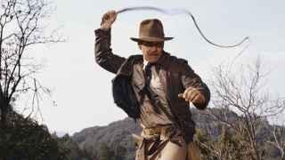 Fotograma de Indiana Jones, protagonizada por Harrison Ford.