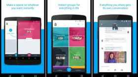 Google Spaces, un proyecto de aplicación de mensajería instantánea