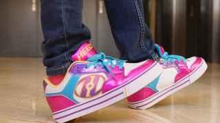 Estas son las zapatillas que utilicé durante un día