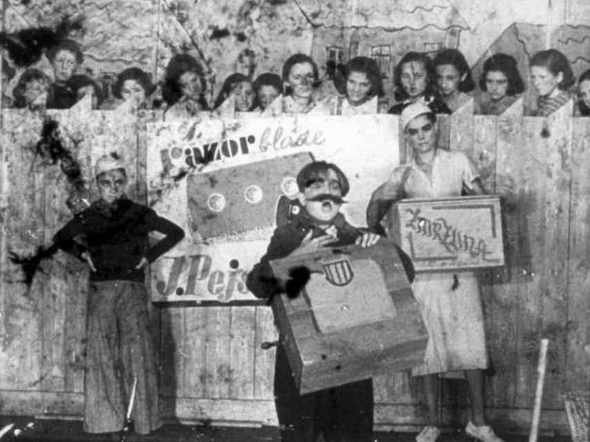 Imagen de Terezín.