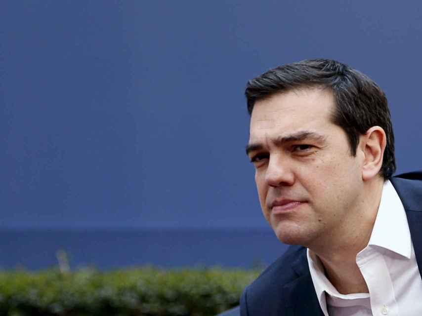 Tsipras acusa al FMI de buscar la asfixia financiera de Grecia