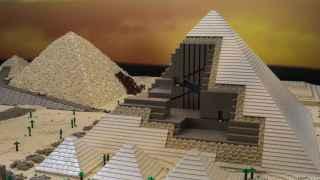 Las Pirámides de Egipto en todo su esplendor