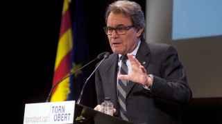 Artur Mas, el sábado en un acto sobre la refundación de CDC