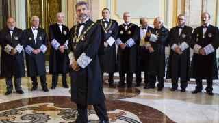 Correctivo del Supremo a su presidente por los nombramientos judiciales