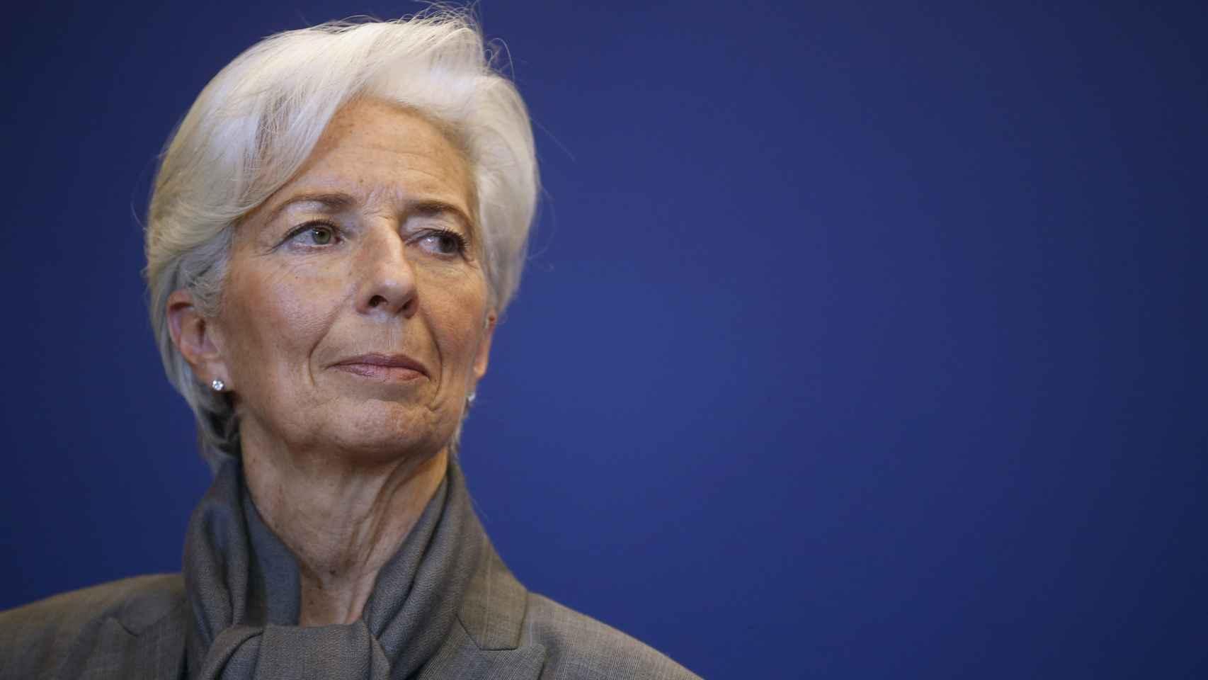 La directora gerente del FMI rechaza las acusaciones de Atenas