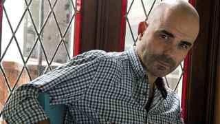 Eduardo Sacheri, ganador del Premio Alfaguara.
