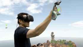 Así es SteamVR, la apuesta de HTC y Steam por la realidad virtual