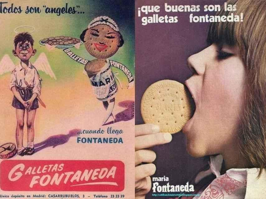 Anuncios de Fontaneda.