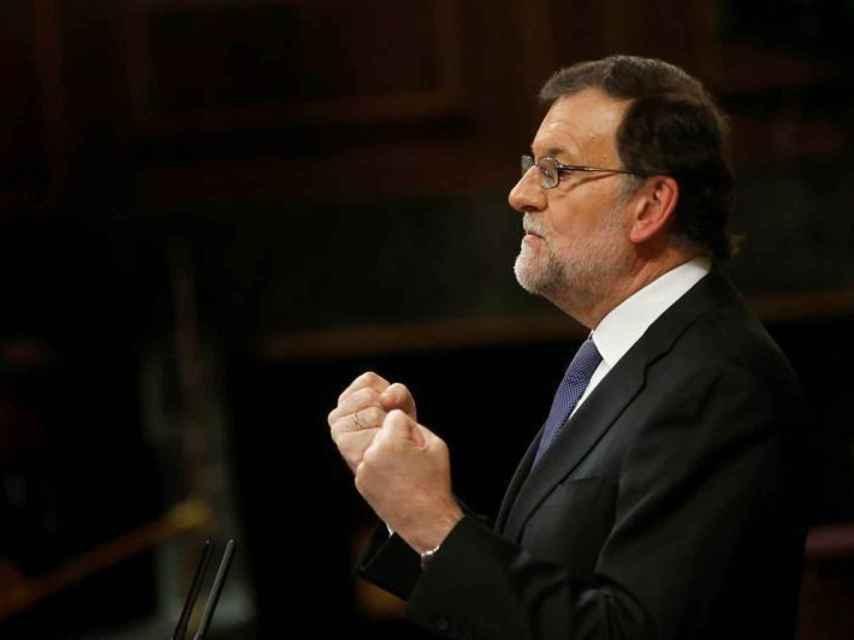 El presidente del Gobierno en funciones, Mariano Rajoy/Juan Carlos Hidalgo/EFE