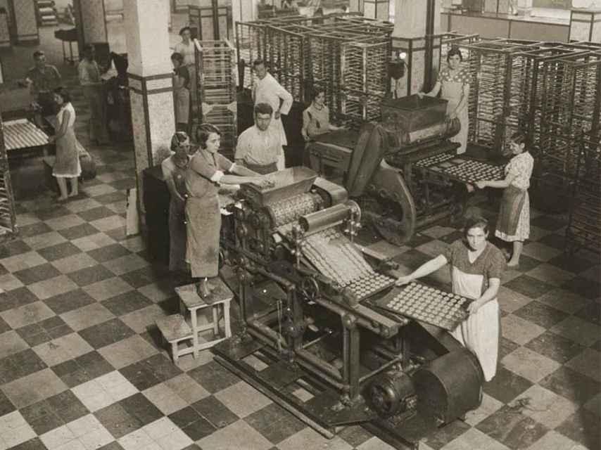 Fábrica de Artiach.