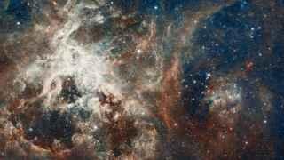 Descubren el posible origen del ADN en una galaxia de bolsillo