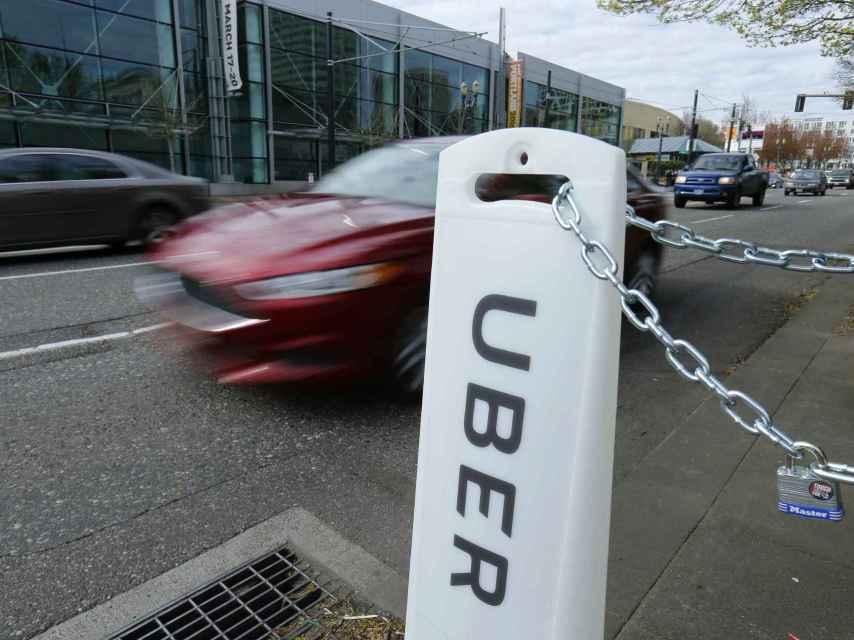 Uber es una de las dos grandes compañías que ofrecen servicios de VTC.
