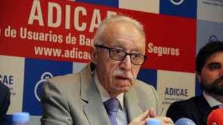 Manuel Pardos, presidente de Adicae.