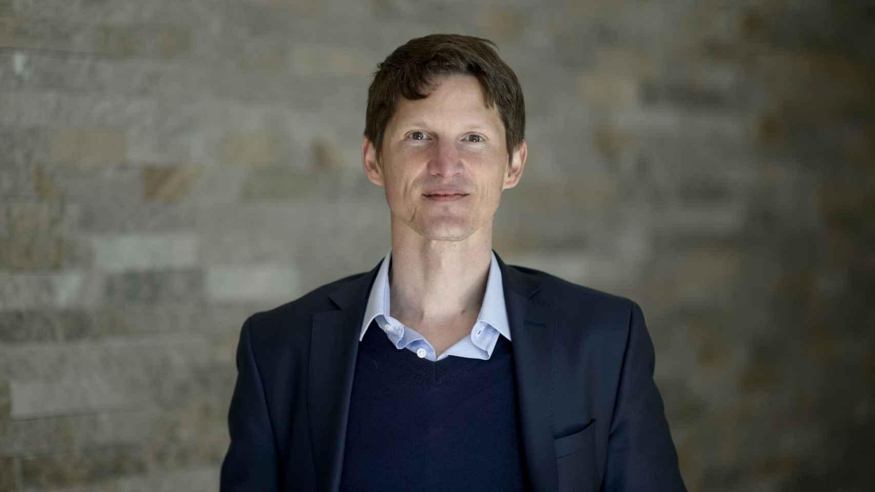 El director de Unifrance, organismo encargado de promover el cine francés.