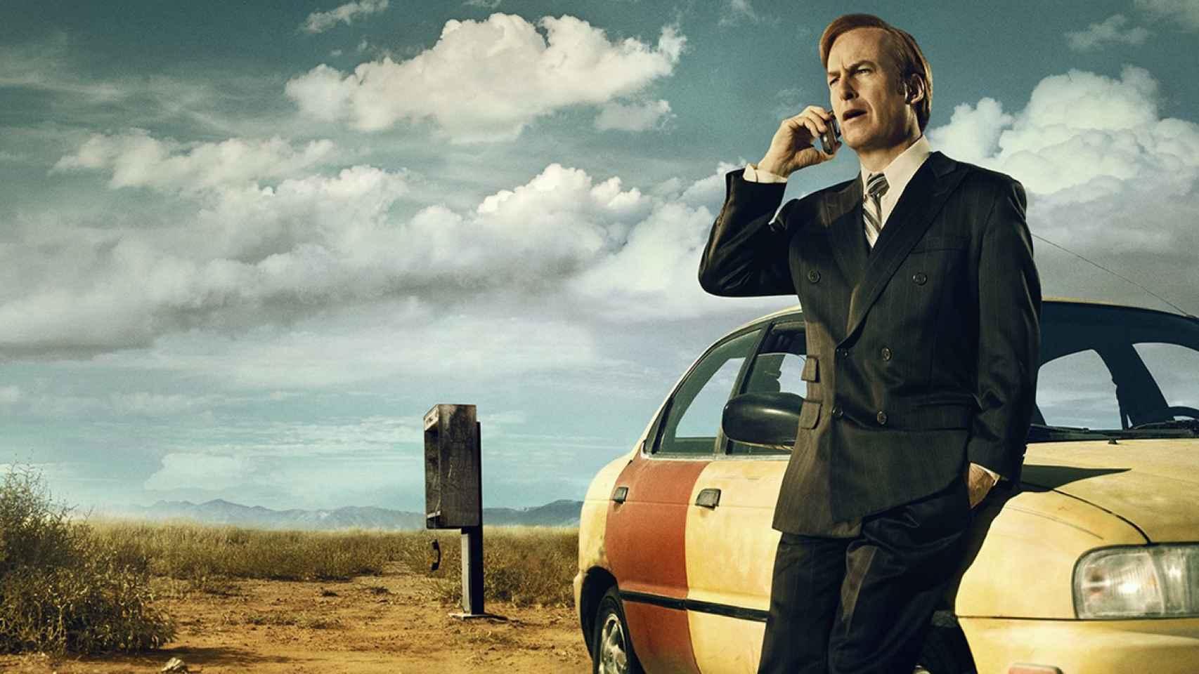 Fotograma de Better Call Saul, de AMC.