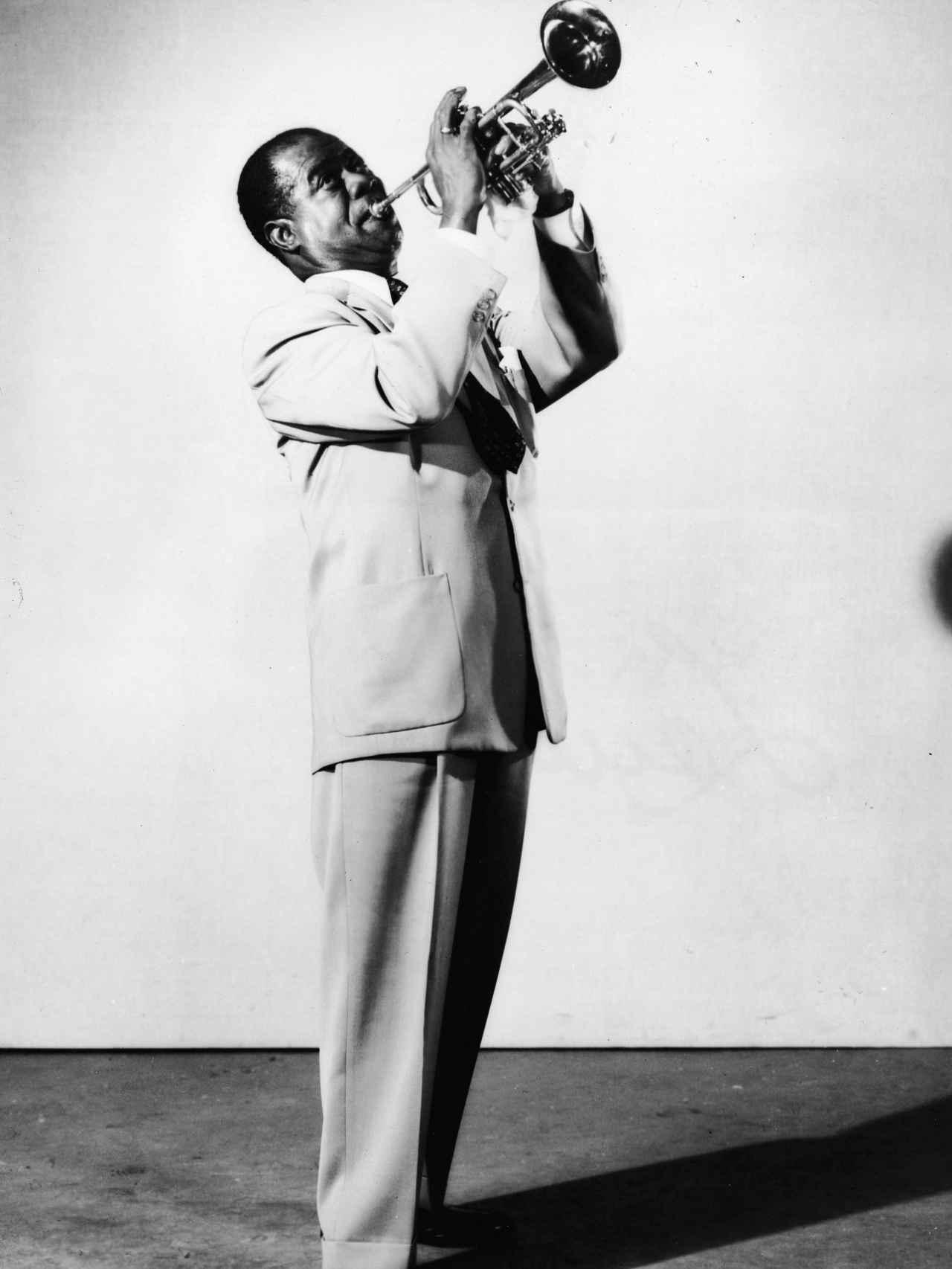 La mujer que hizo a Louis Armstrong