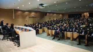 Imagen del evento organizado por la startup Digital Origin.