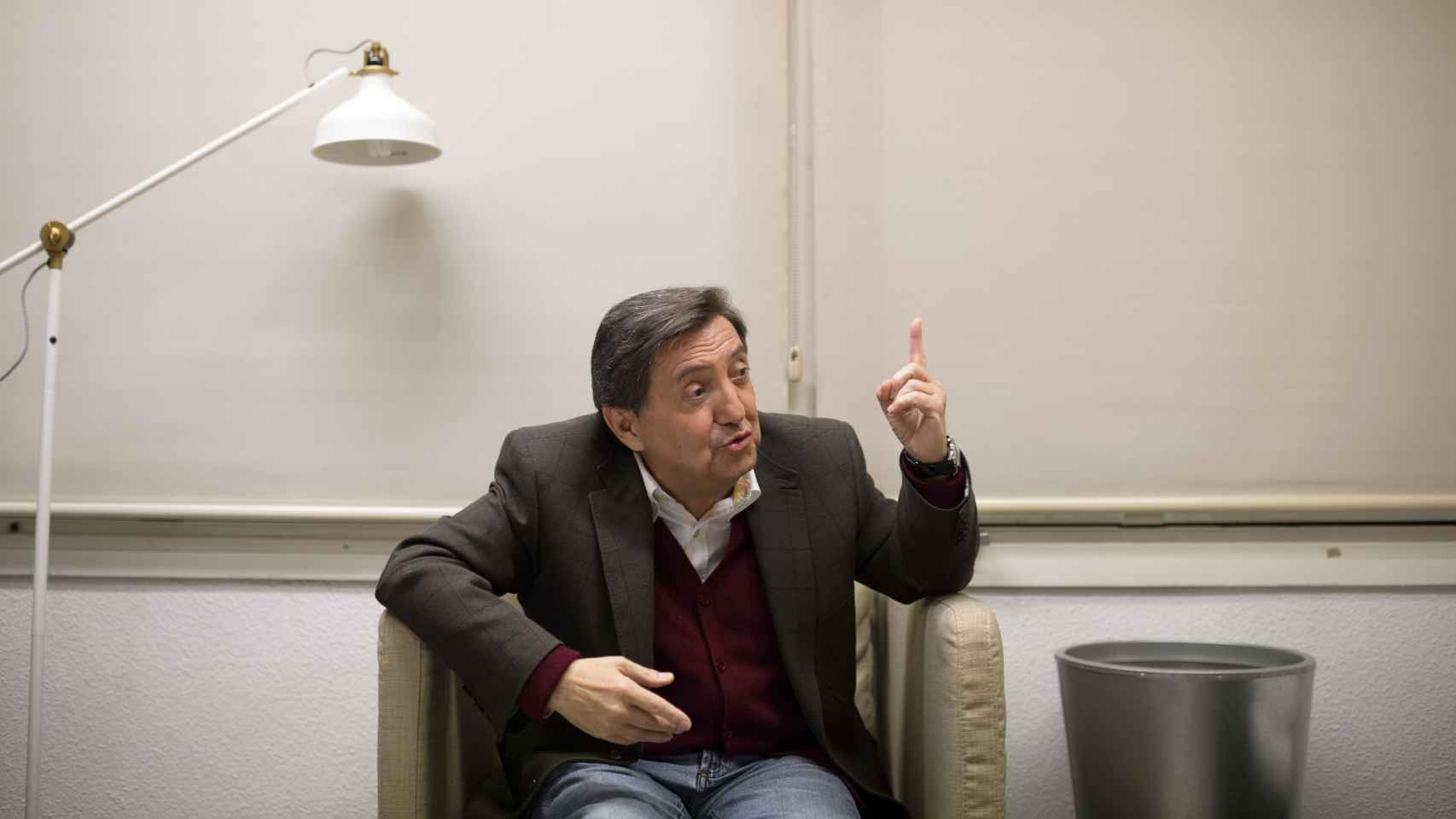 Federico Jiménez Losantos. Foto: Dani Pozo