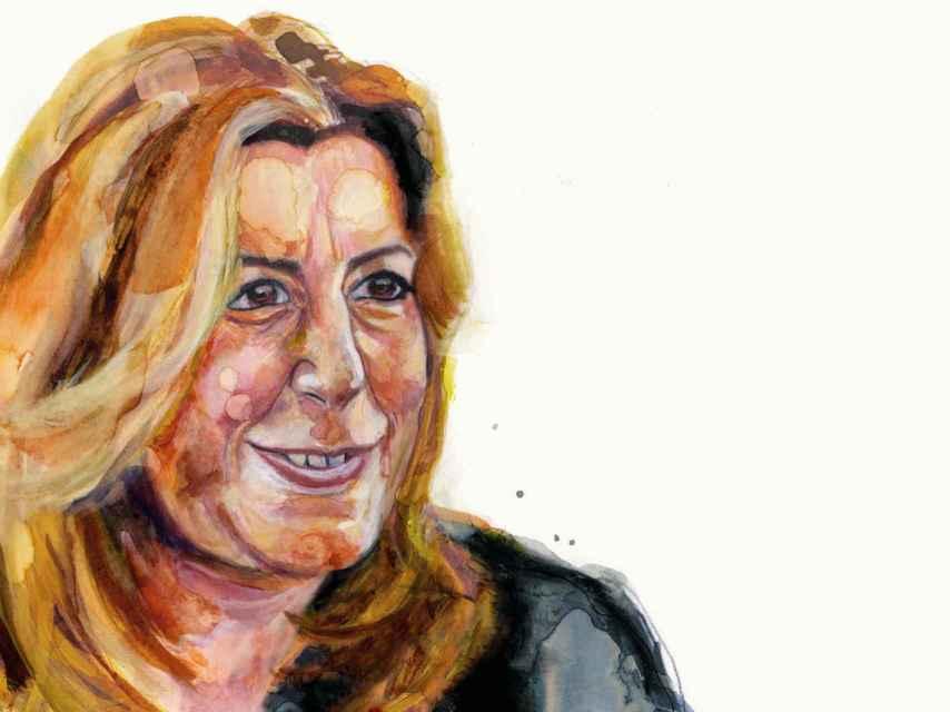 Susana Díaz, una profesional del poder. / Javier Muñoz
