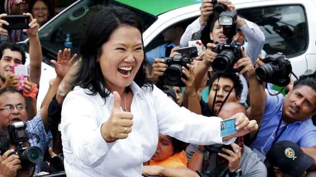 Keiko ganó las elecciones pero no evita una segunda vuelta, según los sondeos