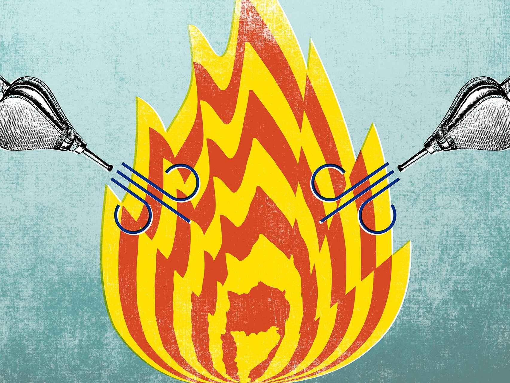 Cataluña: pragmatismo versus confrontación