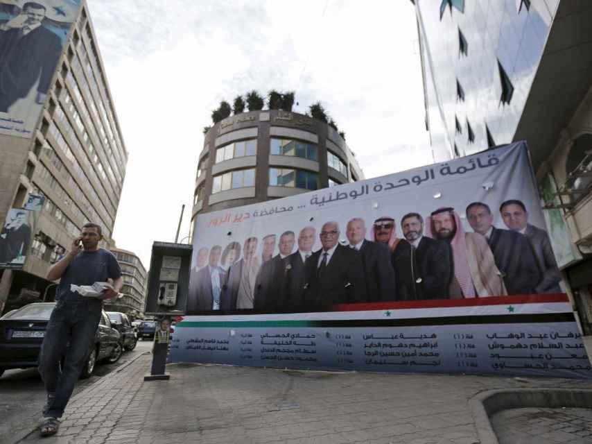 El mediador de la ONU para Siria ha deslegitimado estas elecciones parlamentarias.